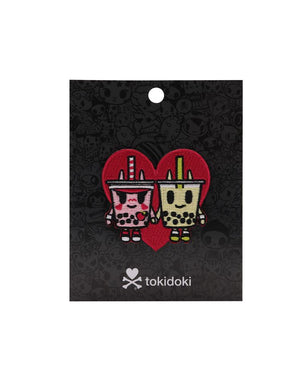 tokidoki - Boba Love Patch