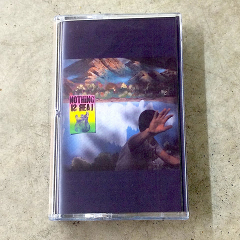 Crystal Antlers - Nothing Is Real, Cassette Tape
