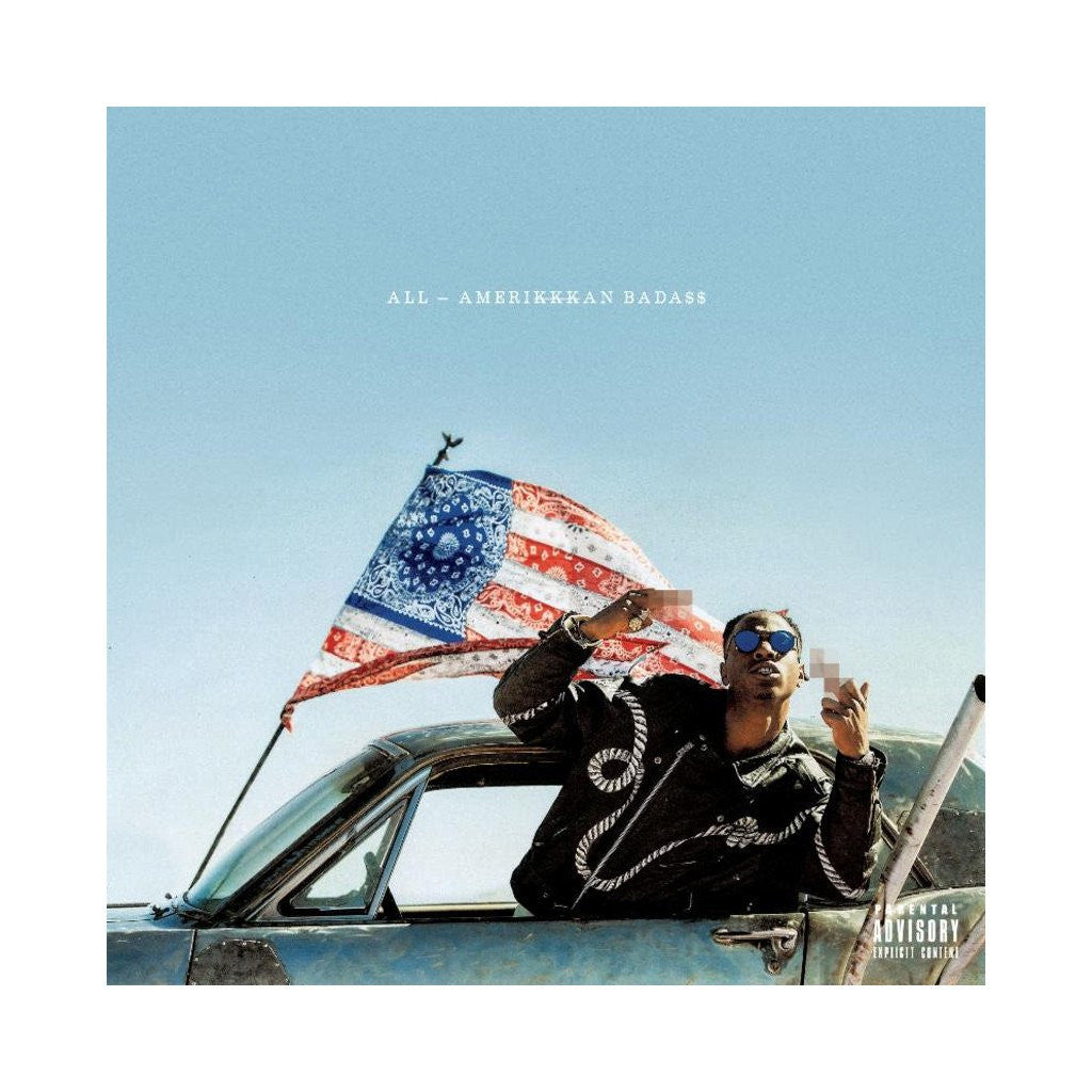 Joey Bada$$ - All-Amerikkkan Bada$$ 2xLP Vinyl - The Giant Peach
