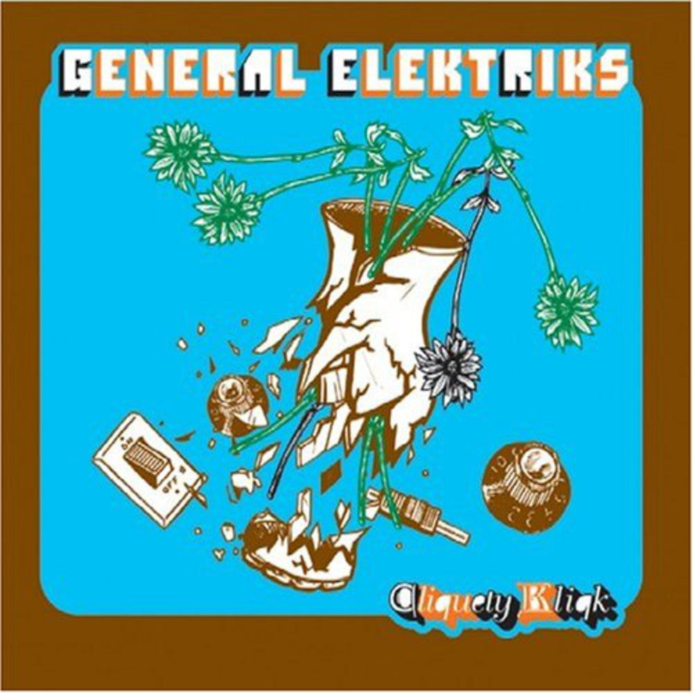 General Elektriks - Cliqety Kliqk, CD - The Giant Peach
