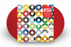 V/A - Soul Slabs Volume 1, 2xLP Red Vinyl (Record Store Day) - The Giant Peach