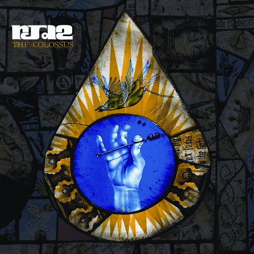 RJD2 - The Colossus, LP Vinyl - The Giant Peach