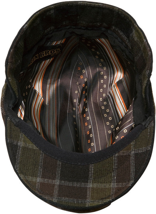 Goorin - Duck Cap, Black - The Giant Peach