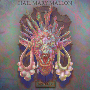 Hail Mary Mallon - Bestiary, Picture Disc Vinyl LP (Opholetta Artwork) - The Giant Peach