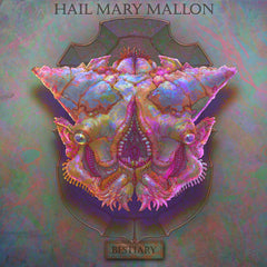 Hail Mary Mallon - Bestiary, Picture Disc LP Vinyl (Gorlonk Artwork) - The Giant Peach
