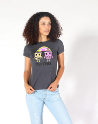 tokidoki - Cu-Teas Women's Tee, Dark Heather Grey