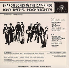 Sharon Jones & The Dap-Kings - 100 Days 100 Nights, LP Vinyl - The Giant Peach - 2