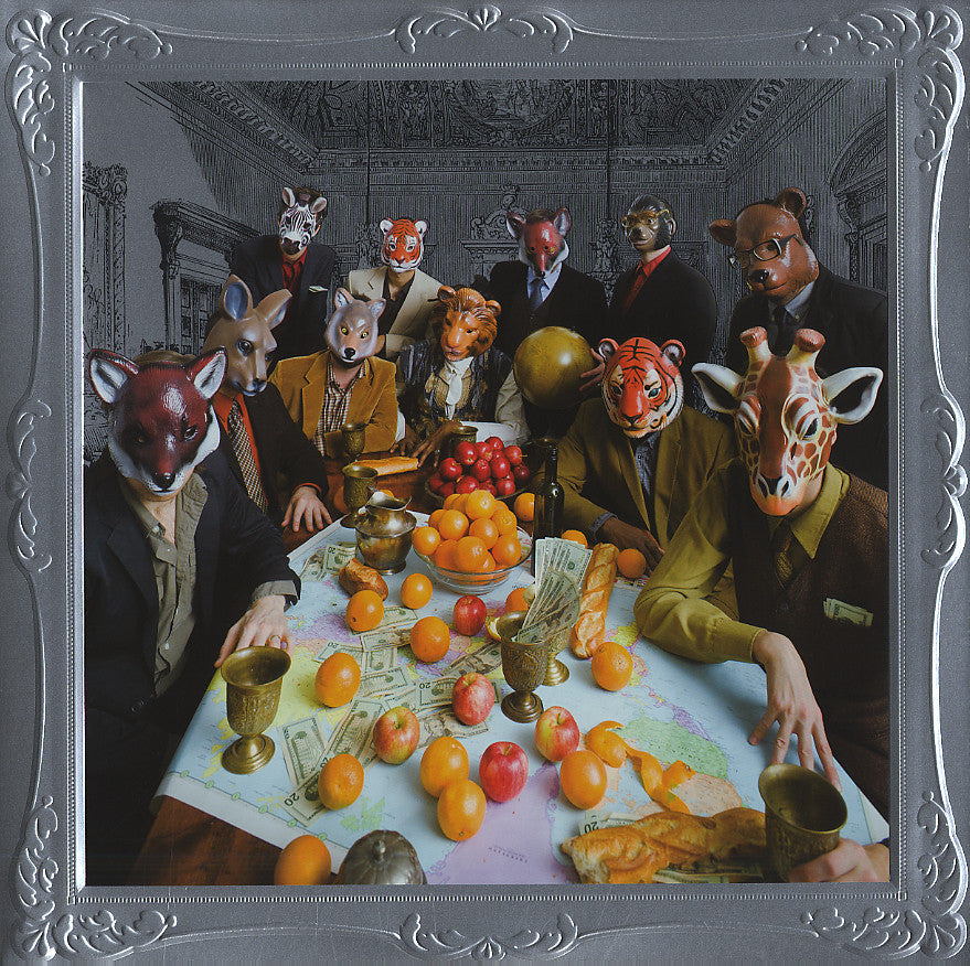 Antibalas - Antibalas, LP Vinyl w/ Download Code - The Giant Peach - 1