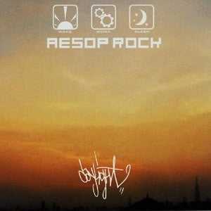 Aesop Rock - Daylight, CD (autographed) - The Giant Peach