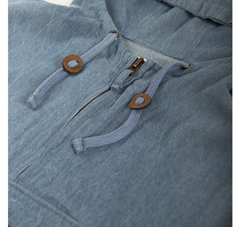 Akomplice VSOP- Denim Men's Anorak