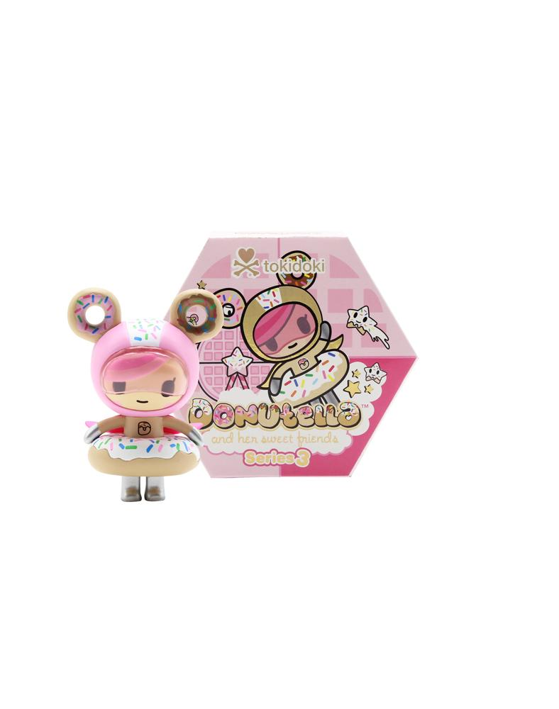 Donutella and her Sweet Friends Blind Box Mini Figures Series 3