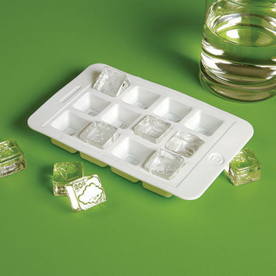 Gama-Go - iCubes Ice Cube Tray - The Giant Peach - 2
