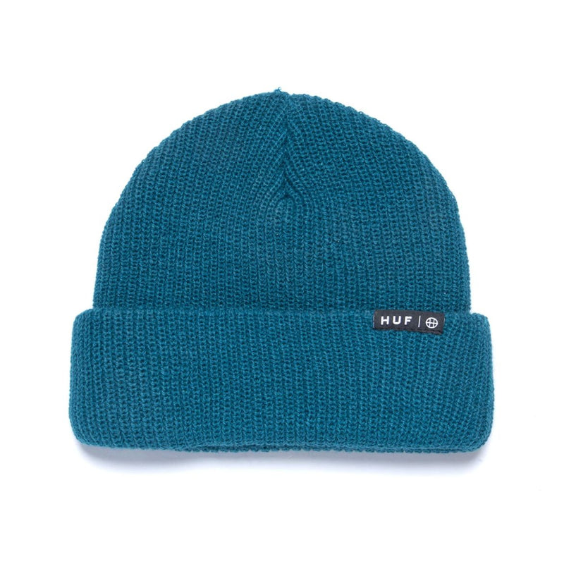 HUF - Essentials Usual Beanie, Bold Teal