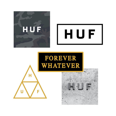 HUF - Fall 16 Sticker Pack