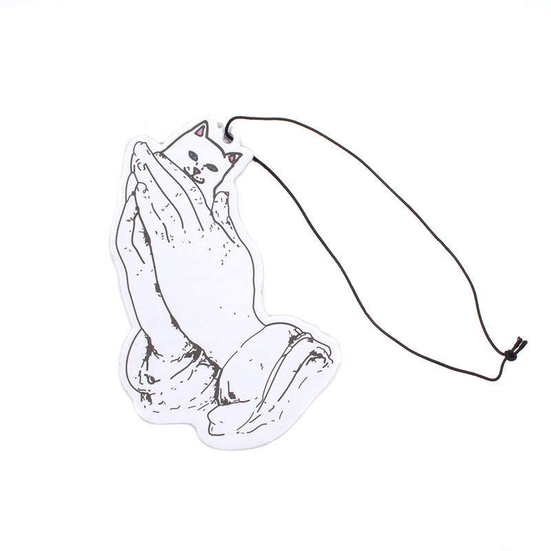 RIPNDIP - Nermal Hands Air Freshener - The Giant Peach