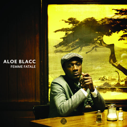 "Aloe Blacc - Femme Fatale, 7"" Vinyl - The Giant Peach"