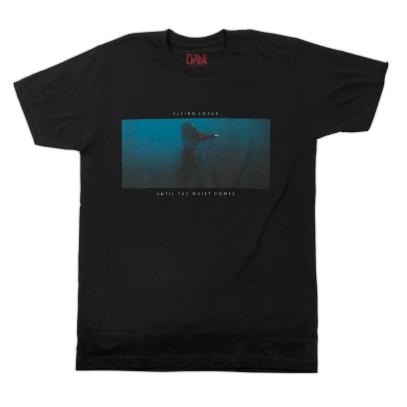 Flying Lotus x Kahlil Joseph #3 Men's Shirt, Black - The Giant Peach