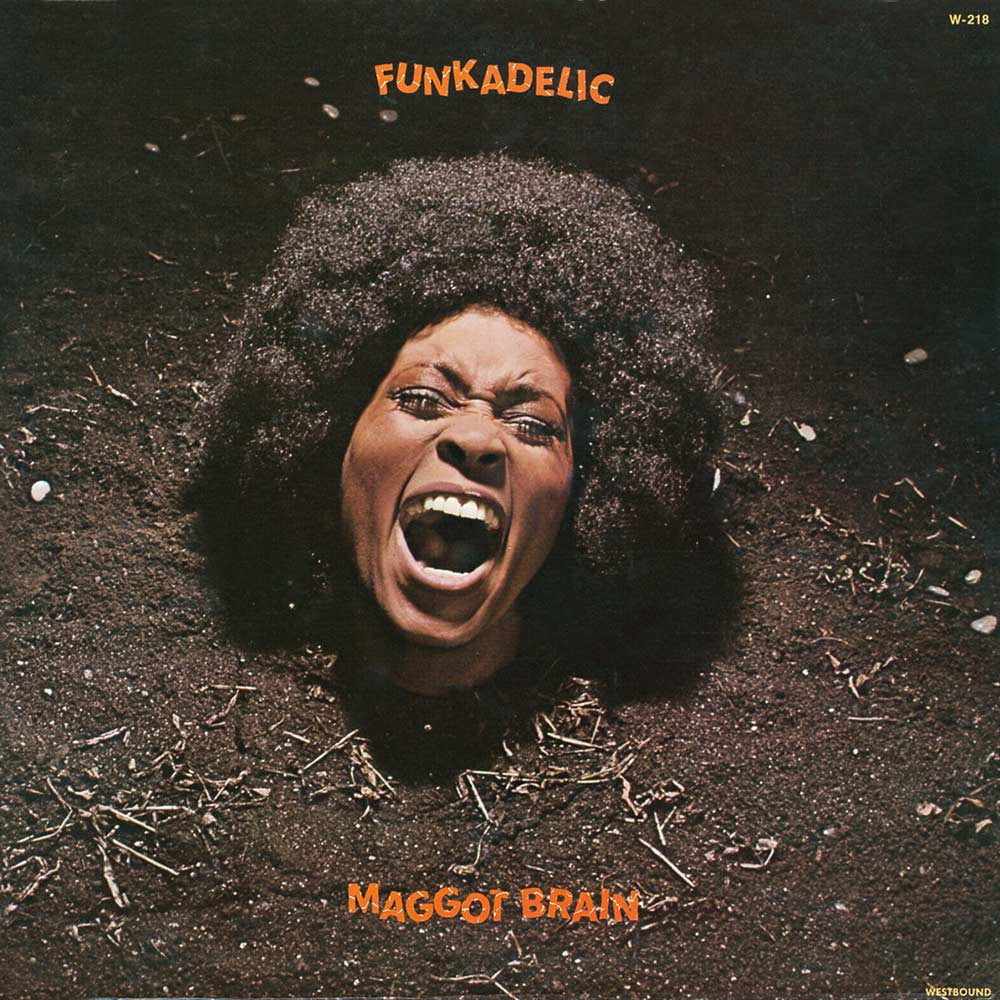 Funkadelic - Maggot Brain, LP Vinyl - The Giant Peach