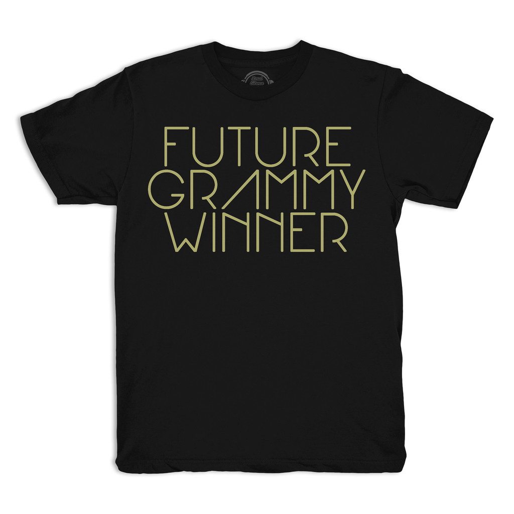 Loud Silence - Future Grammy Winner Men's Tee, Black