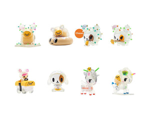 tokidoki x gudetama Blind Box Series 1