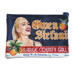 Gwen Stefani - Orange County Girl Makeup Bag