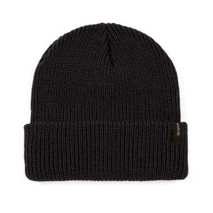 Brixton - Heist Men's Beanie, Black - The Giant Peach