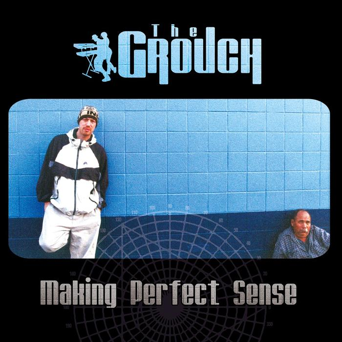 The Grouch - Making Perfect Sense 2xLP (Blue Vinyl)
