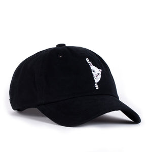 RIPNDIP - Peeking Nermal 2.0 Strapback, Black