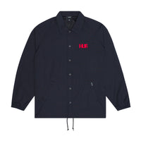 HUF - Magic Dragon Men's Coach Jacket, Black