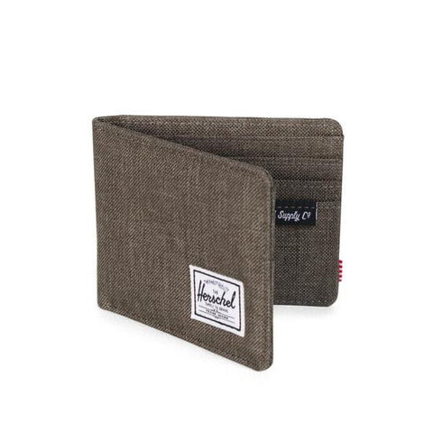 Herschel Supply Co - Roy Wallet, Canteen Crosshatch