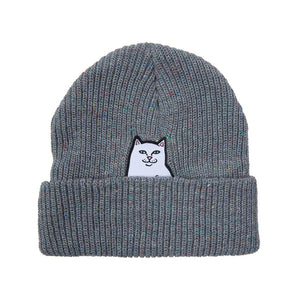 RIPNDIP - Lord Nermal Beanie, Heather Multi