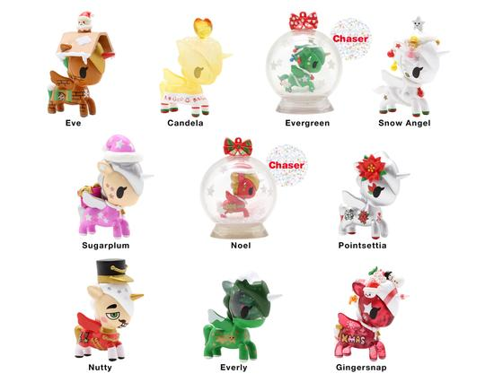 tokidoki - Holiday Unicorno Series 2 Blind Box