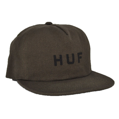 HUF - Militia Snapback, Olive - The Giant Peach