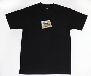 Brooklyn Projects - Raw Men's Tee, Black