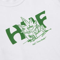 HUF - In Da Couch Tee, White
