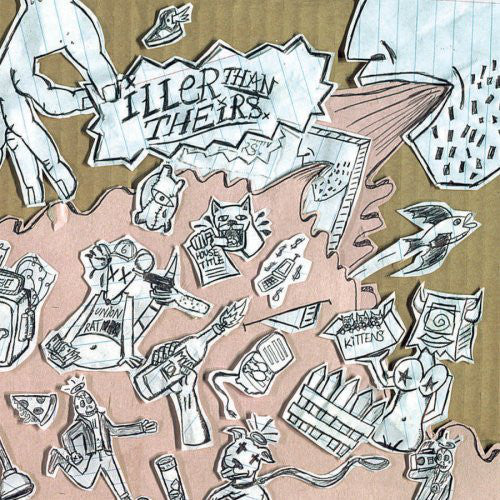 Iller Than Theirs - S/T, CD