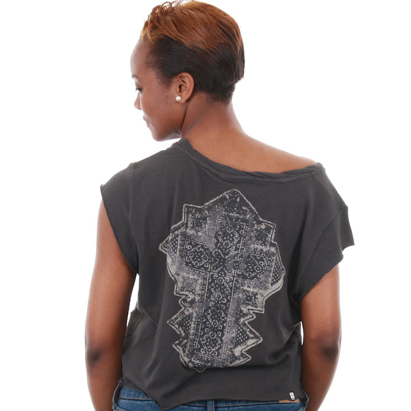 Insight - Die In Vain Women's Shirt, Midnight - The Giant Peach