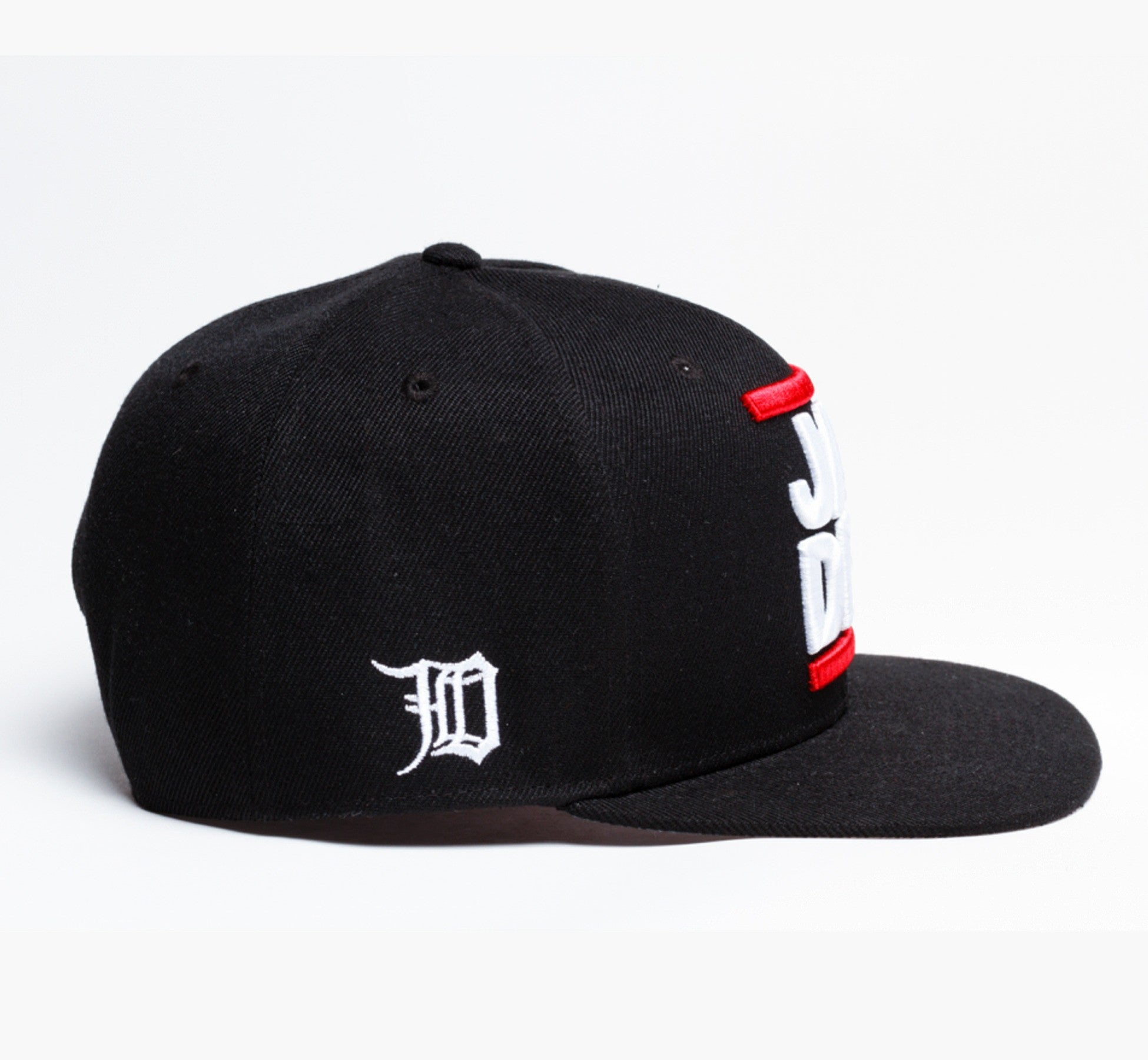 J Dilla - Jay Dee Snapback, Black - The Giant Peach - 2