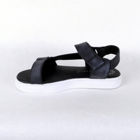 Jeffrey Campbell - Lalane Sandal, Black White