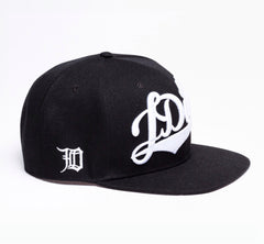 J Dilla - Snapback, White on Black - The Giant Peach - 2
