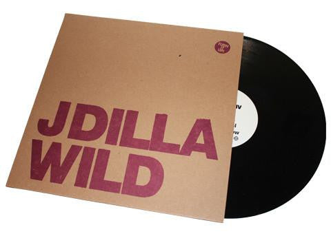 "J Dilla - Wild / Make 'em, 12"" Vinyl - The Giant Peach"