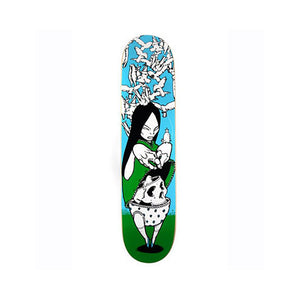 Superfishal x Sam Flores - The Flowers Skate Deck