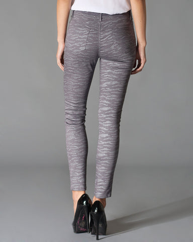 Spirit Animal Skinny Pants, Glittery Grey