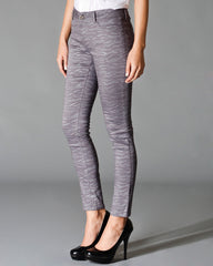 Spirit Animal Skinny Pants, Glittery Grey - The Giant Peach - 3