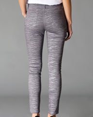 Spirit Animal Skinny Pants, Glittery Grey - The Giant Peach - 5