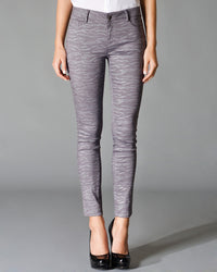 Spirit Animal Skinny Pants, Glittery Grey - The Giant Peach