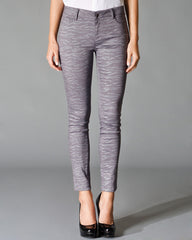 Spirit Animal Skinny Pants, Glittery Grey - The Giant Peach - 1