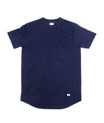 Akomplice VSOP- JQOGA Epple Men's Tee, Navy - The Giant Peach - 1