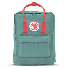 Fjallraven - Kanken Backpack, Frost Green/Peach Pink
