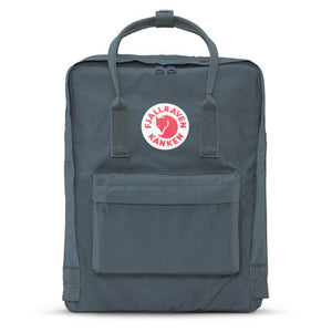 Fjallraven - Kanken Backpack, Graphite - The Giant Peach